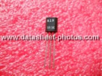 Na 2sk19gr To-92 Transistor Jfet N-channel 14ma