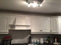 Kitchen cupboard doors and dresser