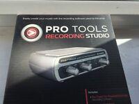 M Audio Pro Tools Recording Studio