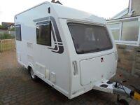 Lunar Venus 320/2 2012 2 berth caravan for sale
