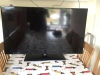 Samsung UE46F5000AK 46 Inch LED TV - Flat screen, Full HD and Freeview HD - Immaculate Condition