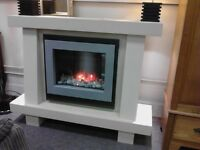 FLAMERITE Electric Fire and Surround