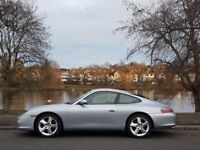 Porsche 911 996 Carrera 2 Coupe 3.6 Manual Dateless Private Plate Low Miles FSH Immaculate Sport Car