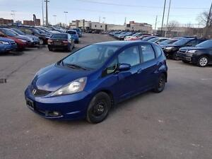 2014 Honda Fit LX Manual Fuel Efficient Fun to Drive Safetied