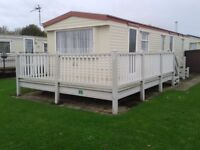 CARAVAN TO RENT SKEGNESS 8 BERTH
