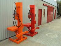 hydraulic log splitter for sale