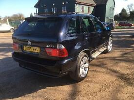 BMW X5 fully loaded ex demo car 3.0d Sport Facelift