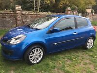 EXCELLENT CONDITION 2006 RENAULT CLIO 1.4 LONG MOT DRIVES LOVELY