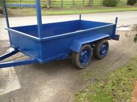 8x4 car trailers for sale