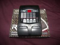 DigiTech RP155 / RP-155 Guitar Multi-Effect Processor , 100 Presets , 60 High Quality Drum Patterns