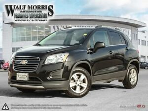 2016 Chevrolet Trax LT: NO ACCIDENTS, ONE OWNER