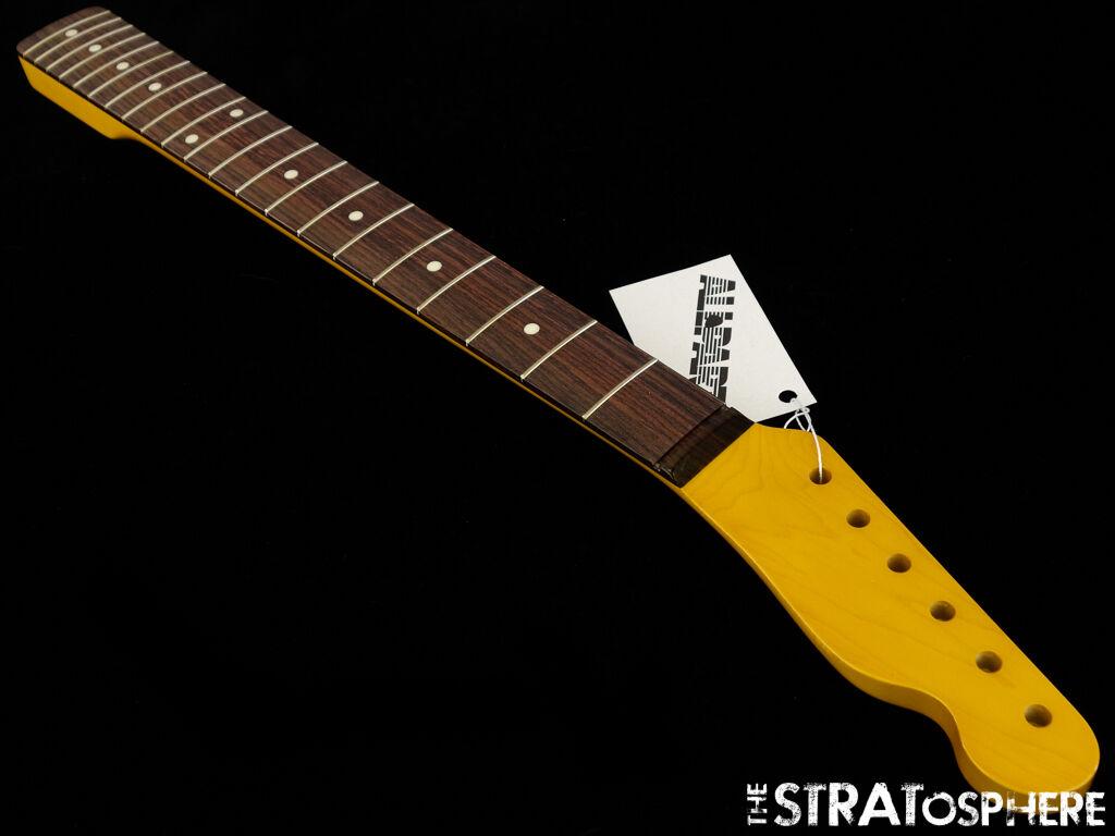 Guitars & Basses Tele Neck Tro-c Rosewood Original Allparts Fender Lic