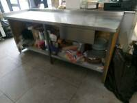 Free local delivery stainless steel catering Tabe