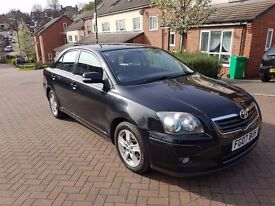 Used Toyota Avensis 2007 - 2.0L Diesel - 2nd Owner - Good Condition - MOT Valid 12 Months