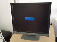 "AG Neovo F-419 19"" LCD Flat Screen Monitor 75hz DVI / VGA"
