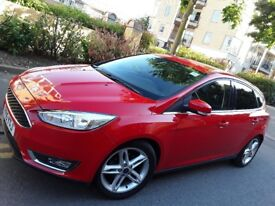 Ford focus 2015 petrol car for quick sale