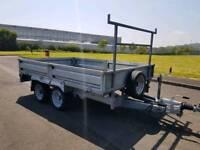 Car trailer Indespension 10x6