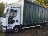 Renault 7 1/2 tonne lorry