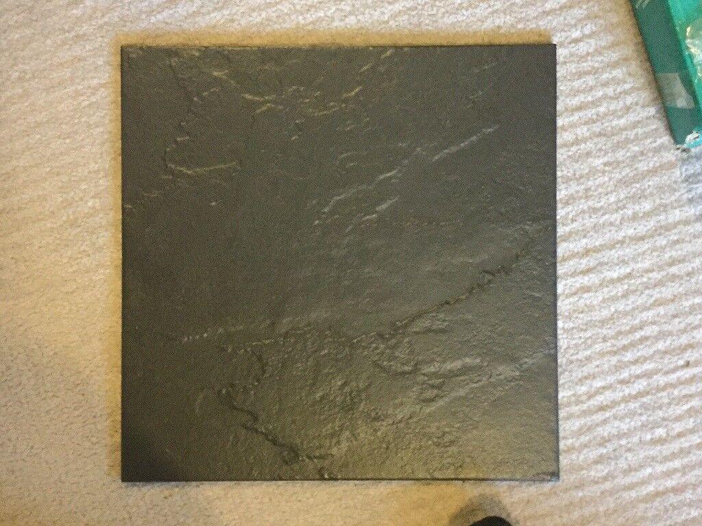 25 Wickes Black Ceramic Floor Tiles In Leyton London Gumtree