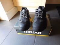 Trojan Safety trainer size 11 (unworn ,boxed as new)