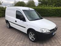 2003 Vauxhall Combo 1.7 Di 2000 Van 3dr FEBRUARY 2018 MOT, SIDE DOOR, NO VAT (Citroen Berlingo)