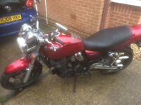 GSX750 good runner age related marks, runs well & reliable