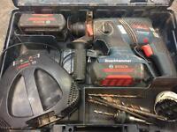Bosch professional gbh 36v-ec compact.