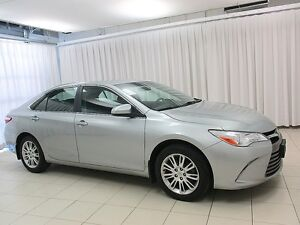 2015 Toyota Camry LE SEDAN w/ ALLOYS, BLUETOOTH AND BACKUP CAM