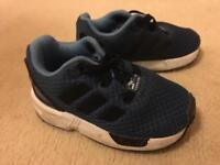 Adidas infant zx flux torsion trainers
