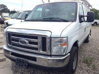 2009 Ford Econoline Commercial 100% Approval!