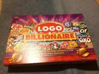Logo billionaire game