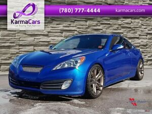 2010 Hyundai Genesis Coupe 3.8 GT  -- BAD CREDIT --  ONLY $88!!!