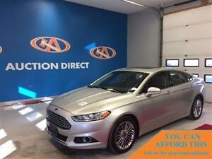 2013 Ford Fusion SE LEATHER! SUNROOF! NAVI! FINANCE NOW!