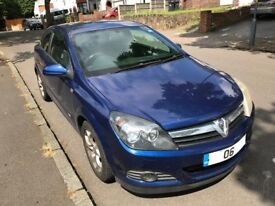 Vauxhall Astra 06 reg 1.6L Blue