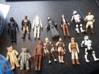 Lots of Star Wars Figures £5 each please see my othe ads too