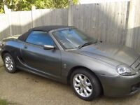 MG TF 2004 sports car