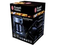New Russell Hobbs Coffee Maker