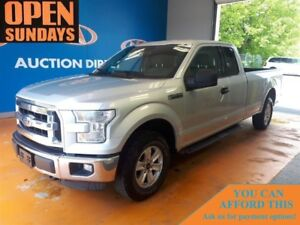 2016 Ford F-150 XLT  FX4 OFF ROAD! 4X4! SIDE STEPS!
