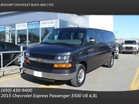 2015 Chevrolet Express Passenger 3500 15 PASSAGERS/RADAR DE STAT