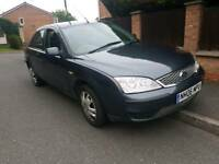06 plate ford Mondeo zetec