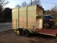 Handsome Catering Trailer for sale