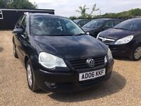 VOLKSWAGEN POLO 1.4 S Hatchback 5DR 2006 AUTOMATIC * IDEAL FIRST CAR * CHEAP INSURANCE * HPI CLEAR