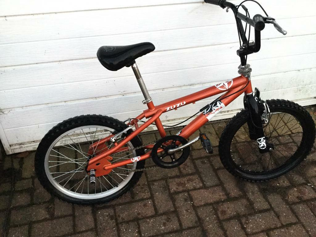 Bmx Bike Zuzu Kobe Gyro Brakes In Balerno Edinburgh Gumtree