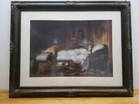 The Death of Cleopatra, Framed print