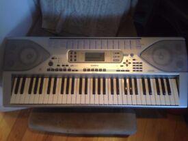 Casio CTK-691 Electric Keyboard - Good condition