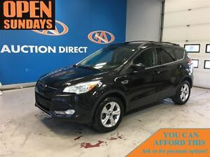 2013 Ford Escape SE LEATHER! ECO! FINANCE NOW!