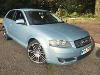 Audi A3 with fsh
