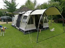 Outwell Bear Lake 4 tent - immaculate