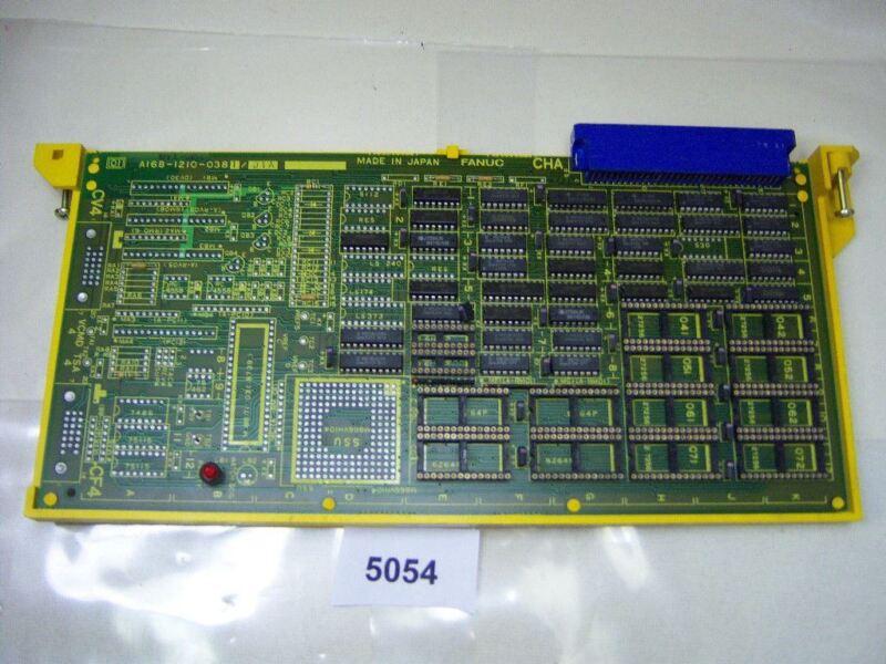 Fanuc Memory Board A16B-1210-0381/01A