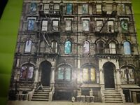 LED ZEPPLIN PHYSICAL GRAFFITI LP